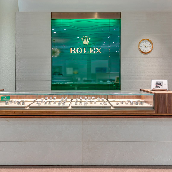 Rolex at Kelley Jewelry